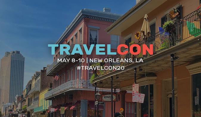 Travelcon 2020 en Nueva Orleans, Estados Unidos