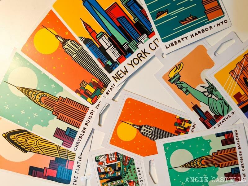 cosas que se aprenden al vivir en Nueva York - Postales de Nueva York