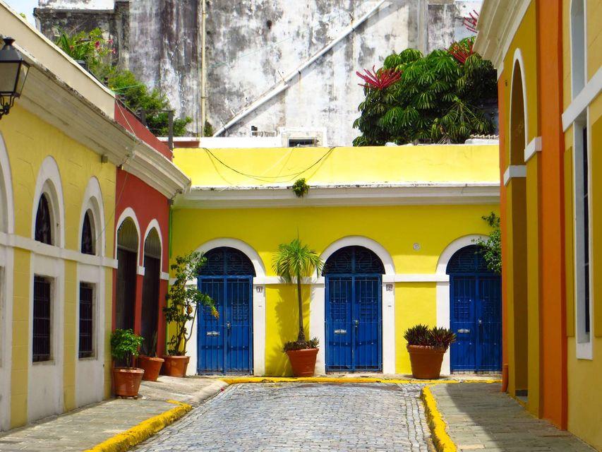 Ruta para caminar y probar San Juan