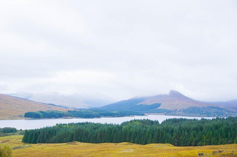 el itinerario perfecto de Escocia