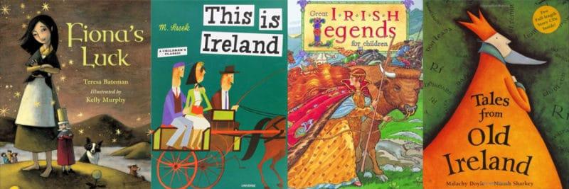 Niños irlandeses