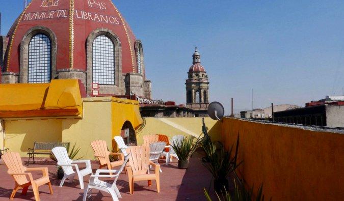 Amigo Suites Inn Terrace en Ciudad de México