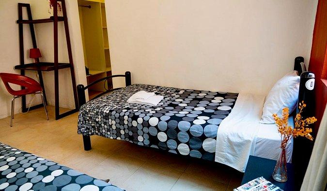 sala común de Suites DF Hostel en Ciudad de México