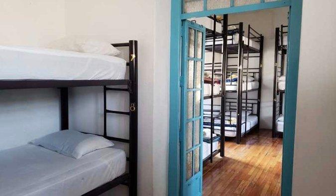 Litera en Massiosare El Hostel en Ciudad de México
