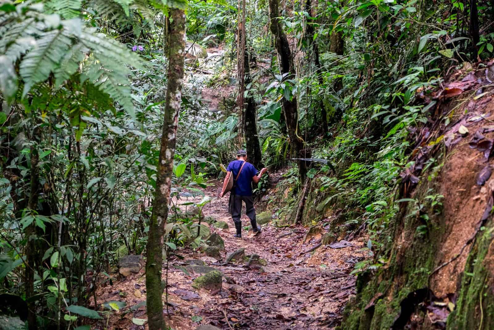 Condiciones de los niños amazónicos de Ecuador