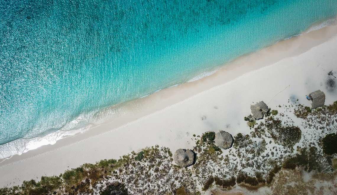 Foto de Drone por Klein Curacao