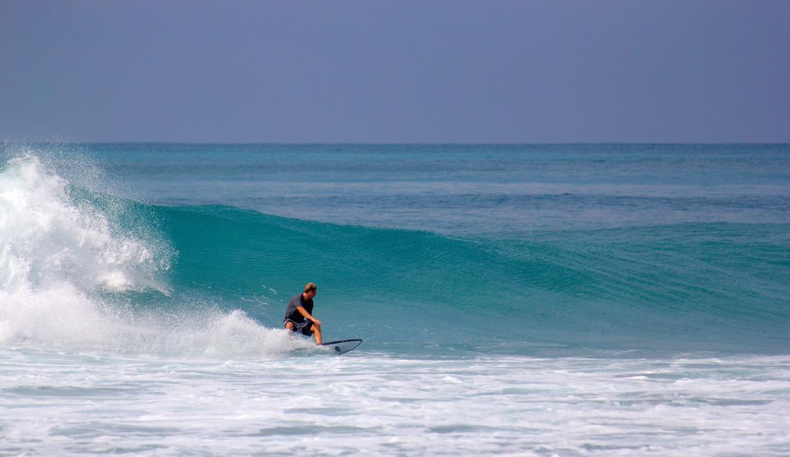 Surf Apple Bai Tortola BVI