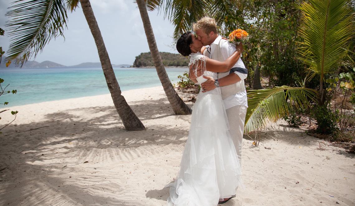 Bridal Cove por Tortola contrabandista Islas Vírgenes Británicas