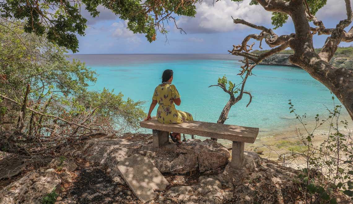 Playas en Bandabou Curacao