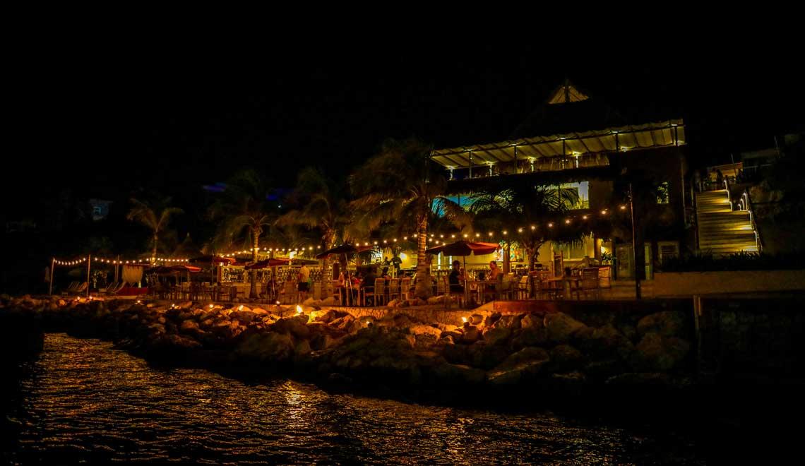 Restaurantes en Coral Estate Curacao