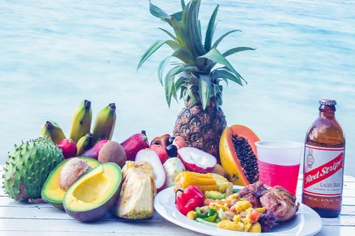 Authentic Taste of Jamaica - Beach Cookout Tour