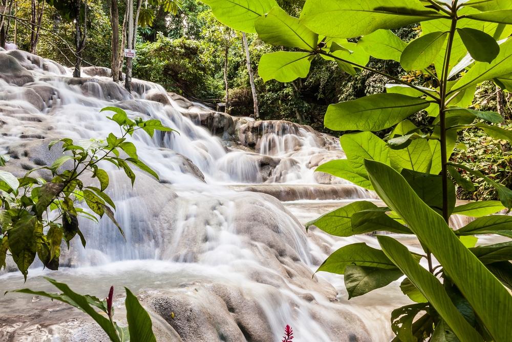 Dunn & # 39; s River Falls, Jamaica