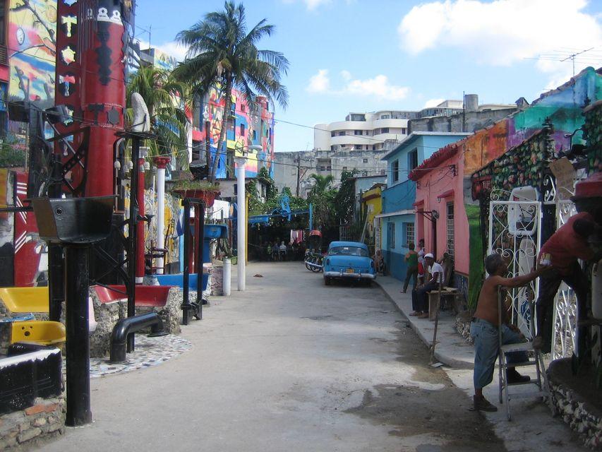 paseo a las religiones afrocubanas