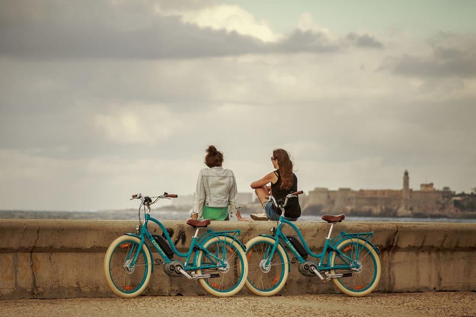 Bicicleta eléctrica Havana Bi
