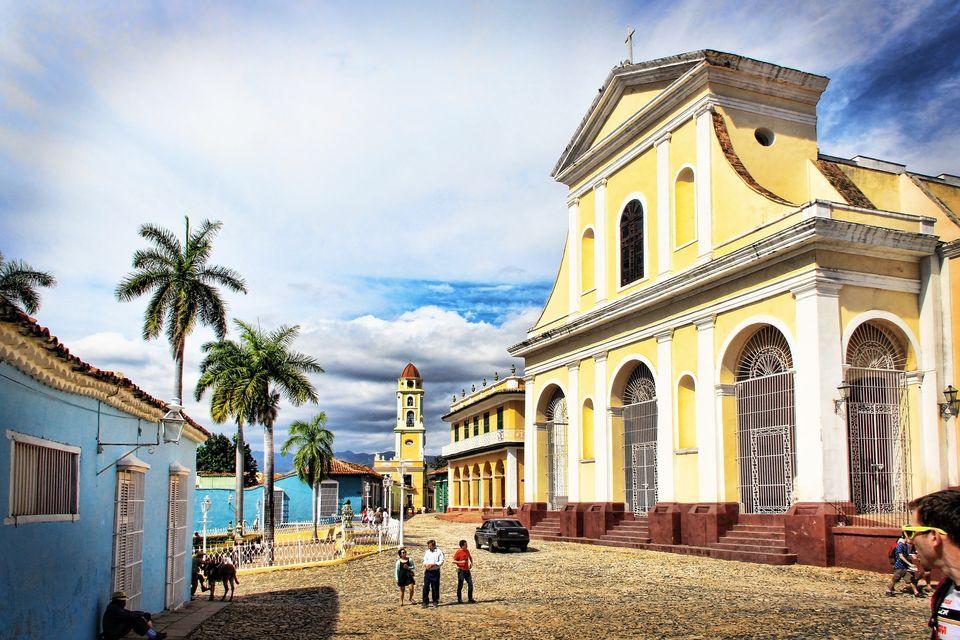 Tour privado de Trinidad y Cienfuegos