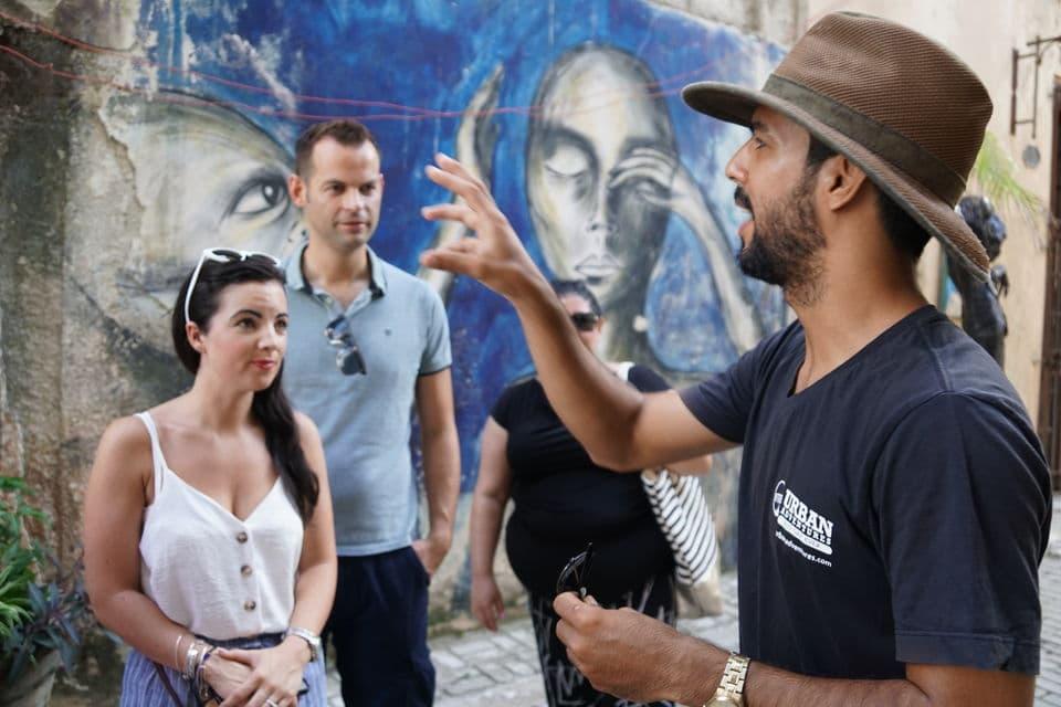Gira de proyectos de arte de La Habana