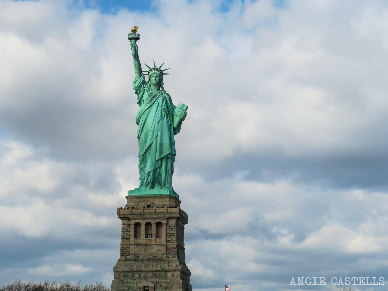 Cómo visitar la Estatua de la Libertad, el pedestal y la corona