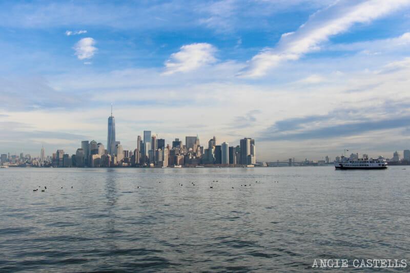 Visita la Estatua de la Libertad y quita la corona - Vistas de Nueva York