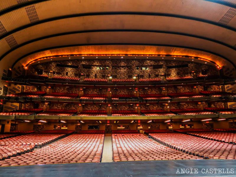Radio City Tour Salón de la Música y su etapa