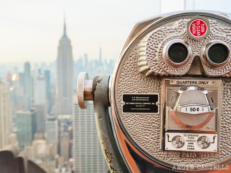 ¿Cómo puede & # 39; visitar el Observatorio de la cara & # 39; On The Rocks, Nueva York