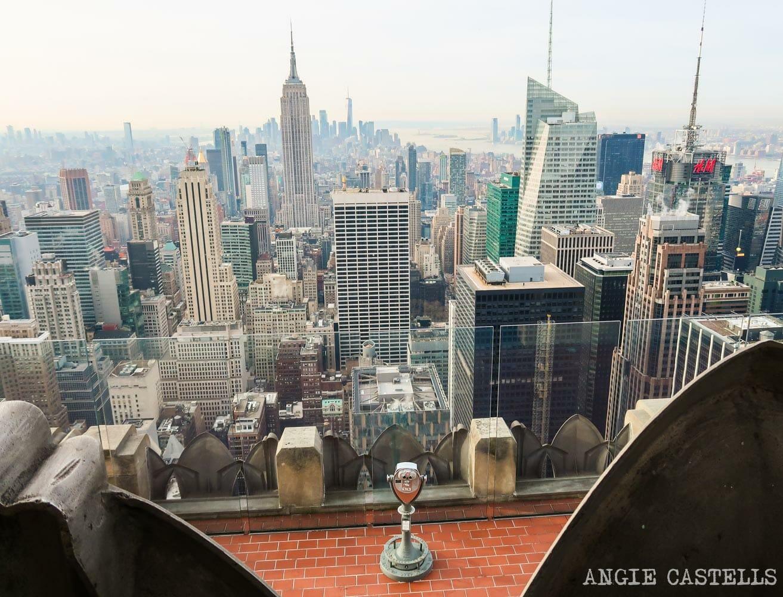 Guía de Rise & # 39; en el lado de & # 39; en las rocas, en el Rockefeller Center