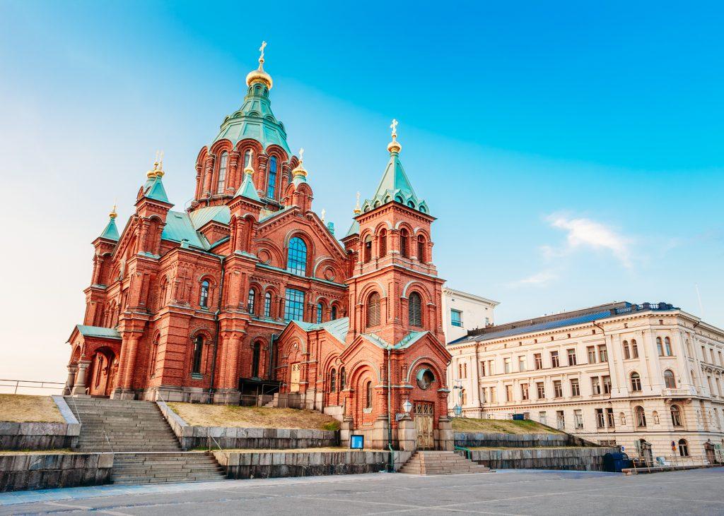 Iglesia de Helsinki