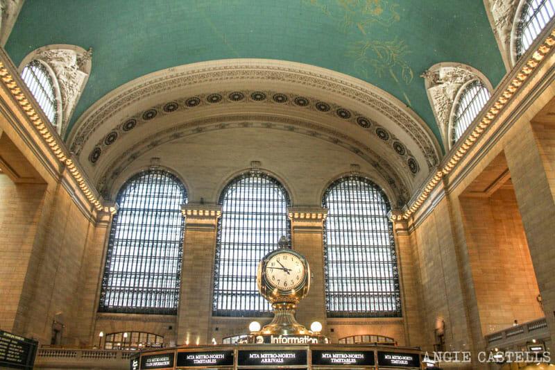 Guía para visitar Grand Central Terminal de Nueva York