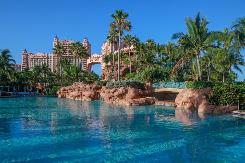 Isla Paraíso, Bahamas