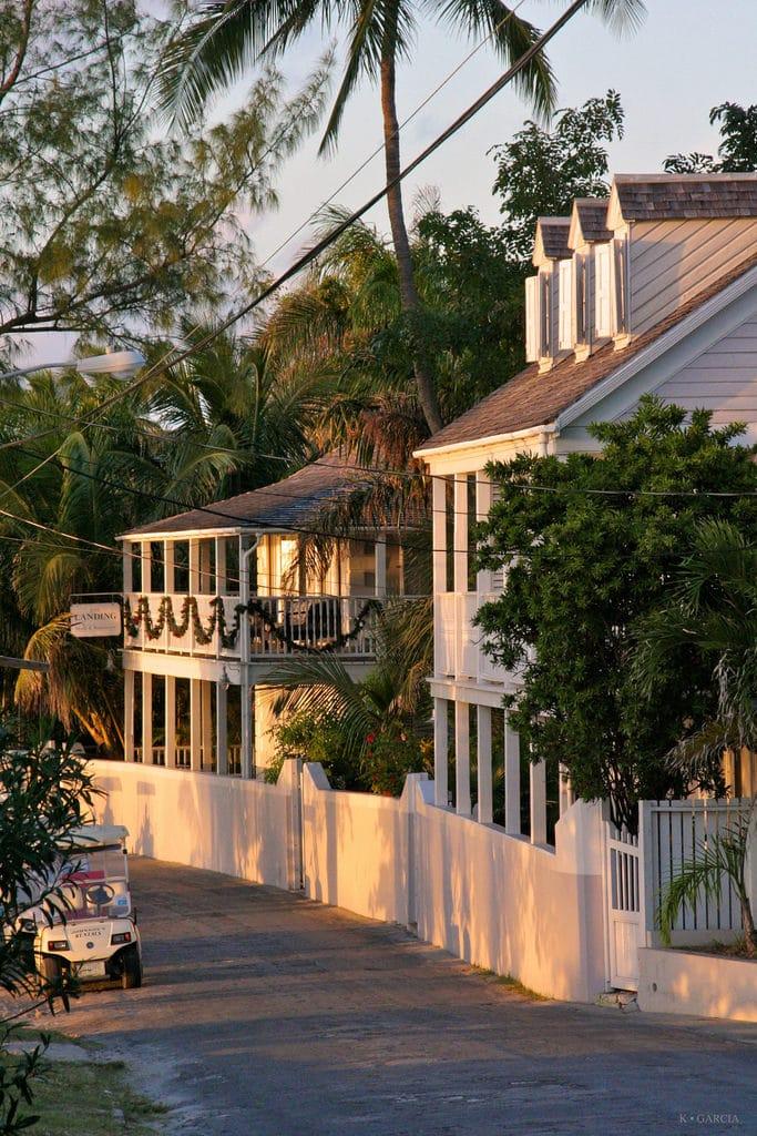 Tovn de Dunmore, Bahamas