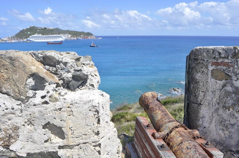 Fort Amsterdam, St Maarten