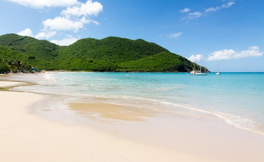 Playa de Anse Marcel