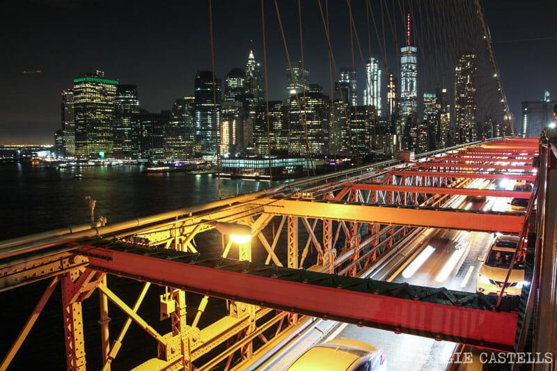 curiosidad de & # 39; Nueva York, usted se sorprenderá puente de Brooklyn