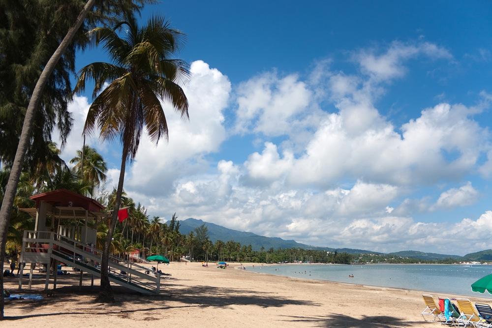 Playa de Lukuillo, Puerto Rico