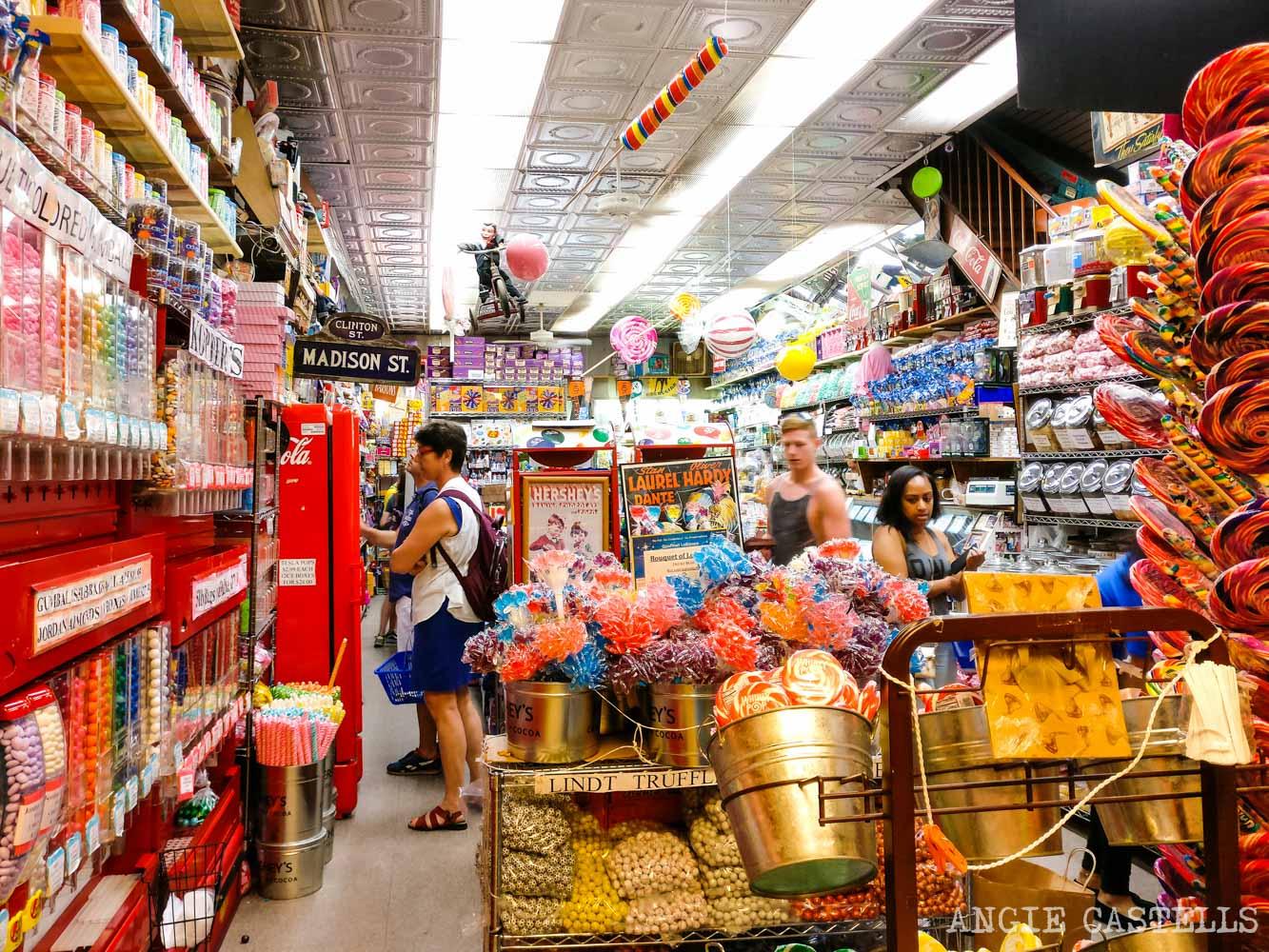 Las mejores tiendas de dulces en Nueva York - Economy Candy