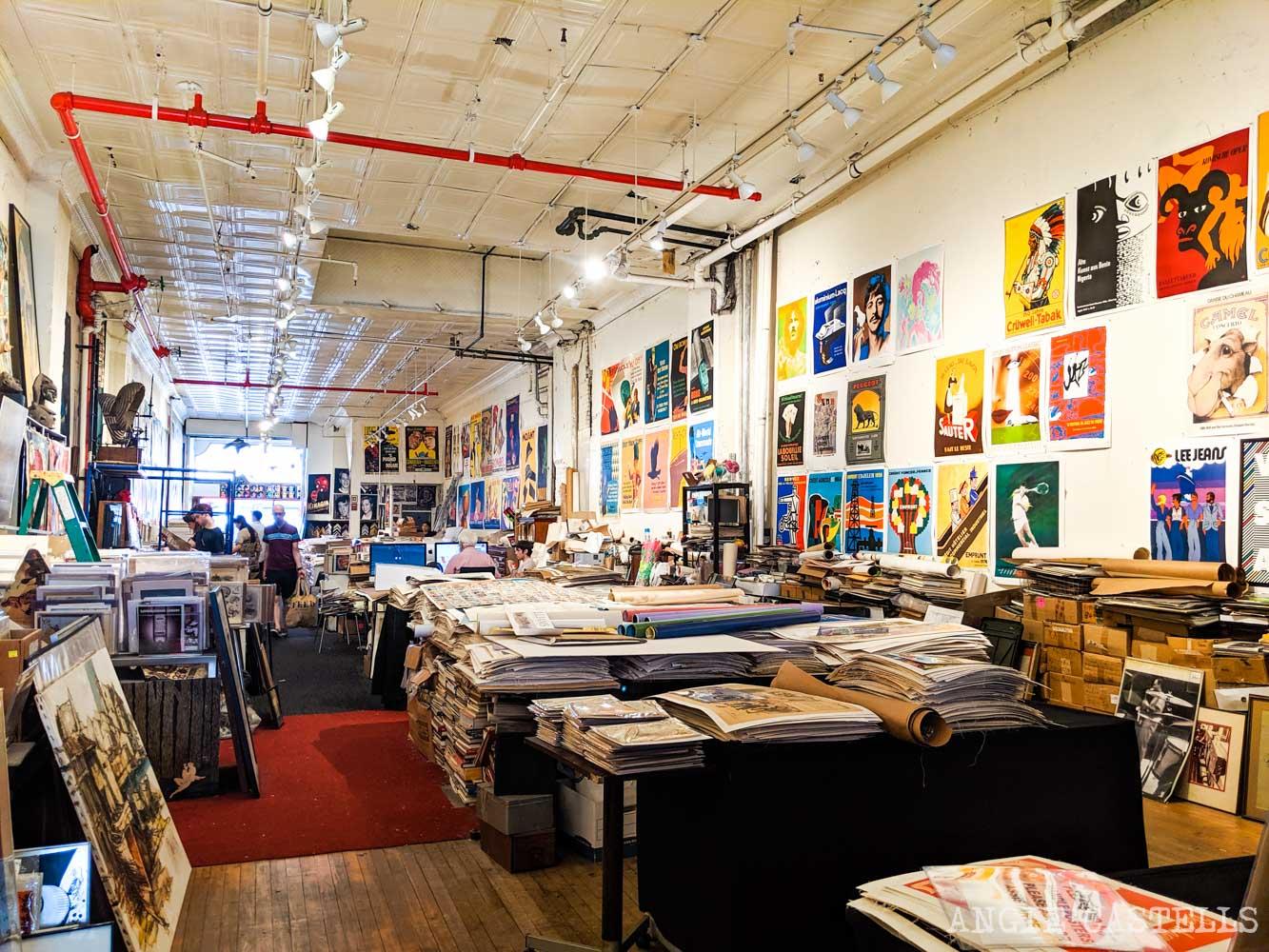 Comercios & # 39; Nueva York para los regalos - Philip Williams Tribeca