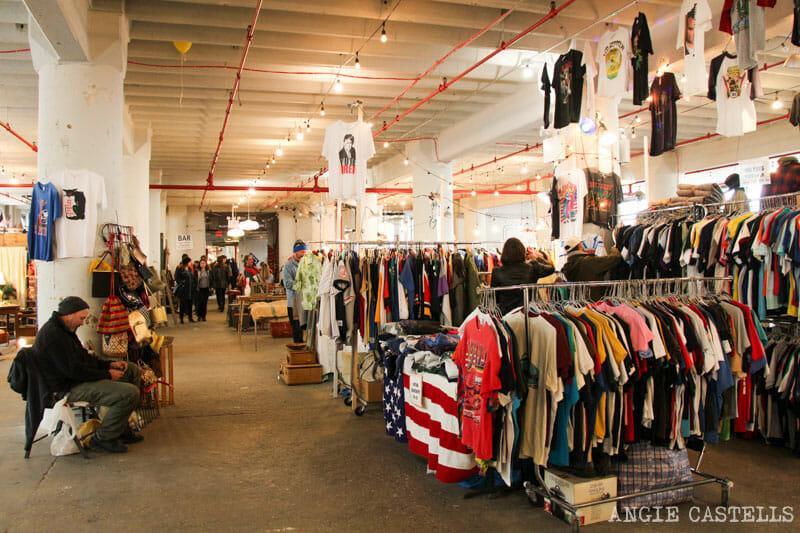 Los mejores mercados de Nueva York: la ciudad Smorgasburg de Industria