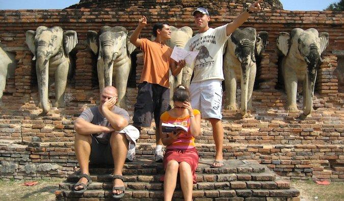 planifica la aventura perfecta en el extranjero