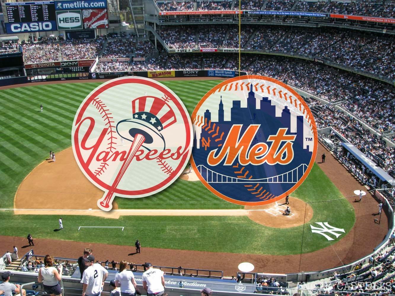 Comprar boletos de béisbol New Yankees -York 1