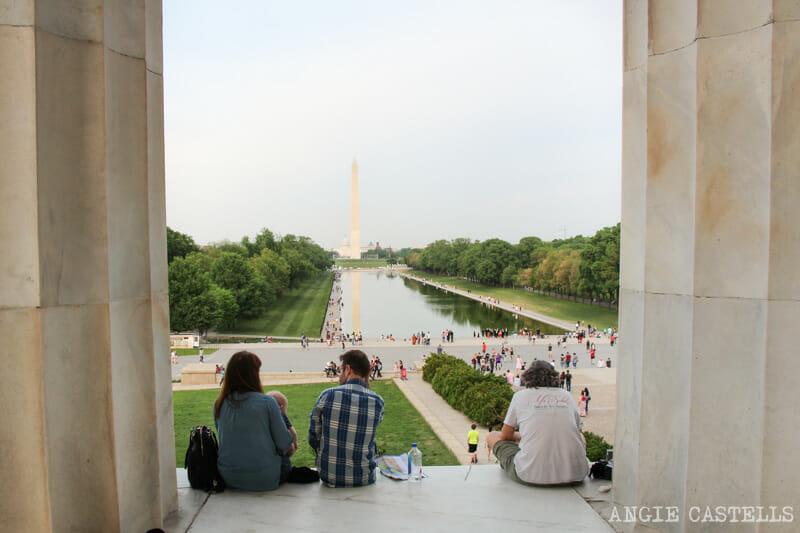 Washington DC Guía de X & # 39; ves excursión desde Nueva York Lincoln Memorial