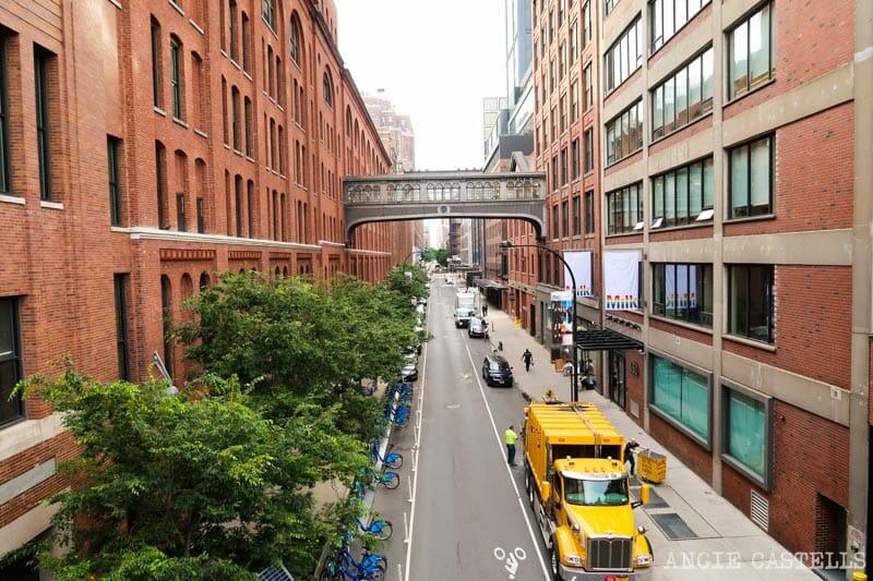 Guía alta - Chelsea Market puerta de enlace