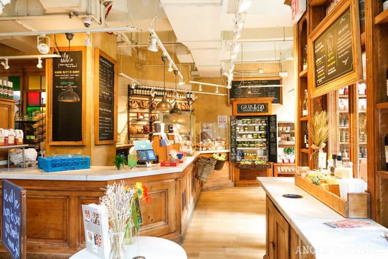 Le Pain Quotidien, una de las mejores tiendas café en Nueva York