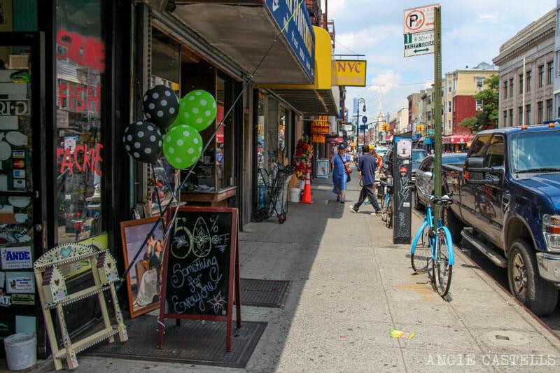 10 errores que hacen que cuando viajamos a Nueva York - Greenpoint, Brooklyn