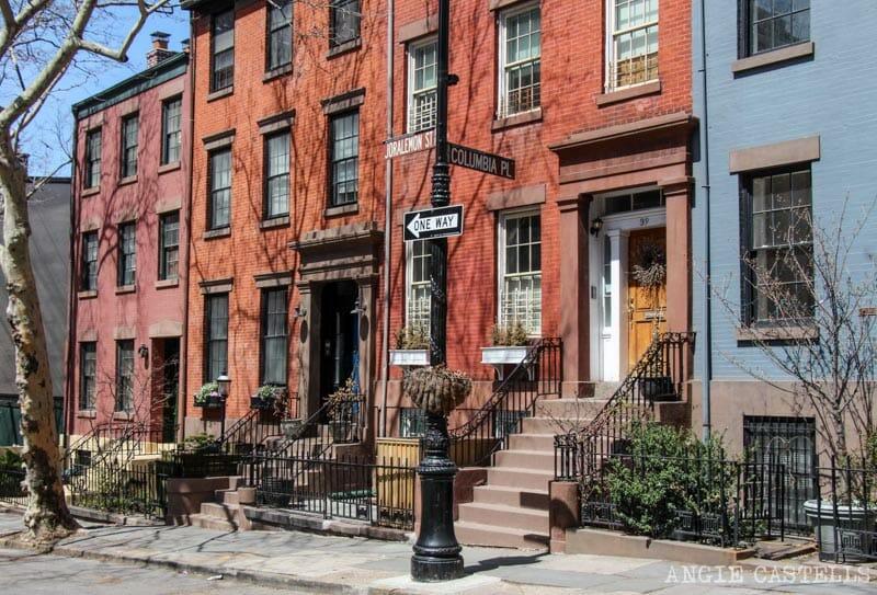10 errores que hacen que cuando viajamos a Nueva York - Brooklyn Heights