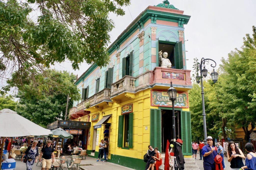 Barrio de Buenos Aires