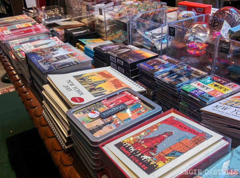 tiendas en las que & # 39; compra de regalos de Nueva York 1