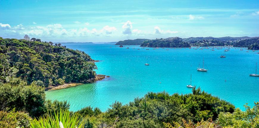 Island Island Nueva Zelanda
