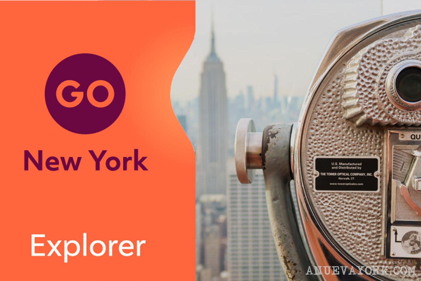 ¿Cómo Ir Nueva York, el documento Explorer Pass