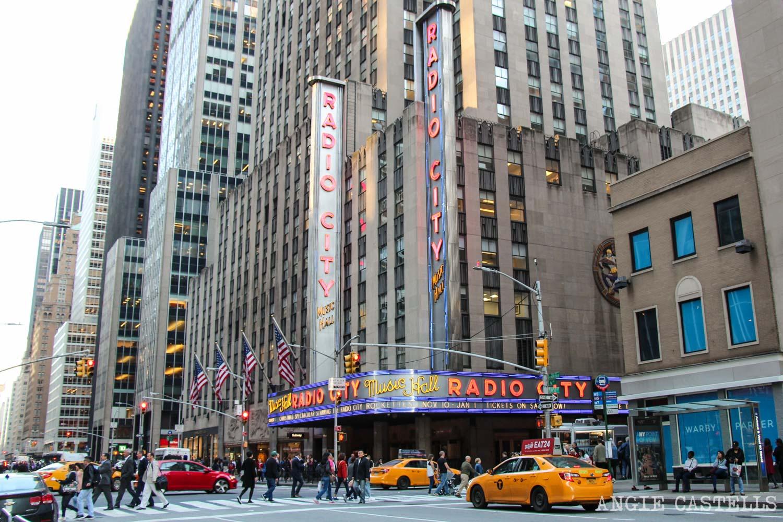 ¿Cómo Orient Nueva York Radio City Music Hall
